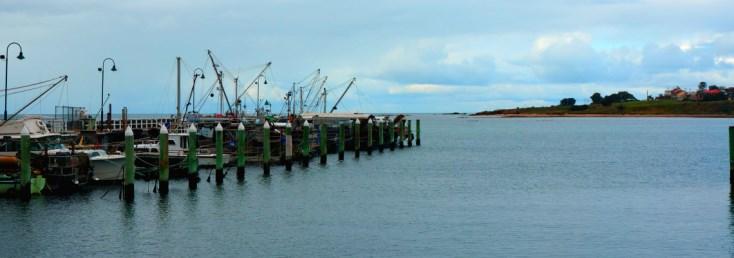 Portarlington view pier
